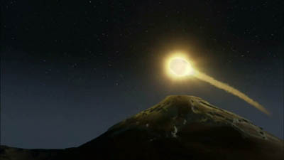 Aliens and Mysterious Mountains