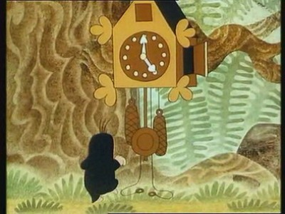 The Mole as Watchmaker