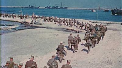 Allies Strike Back (1942-43)