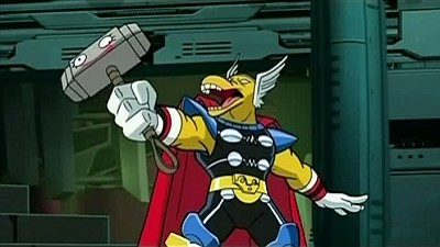The Ballad of Beta Ray Bill! (Six Against Infinity, Part 1)