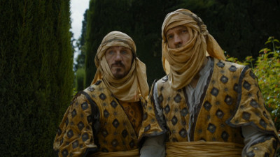 Game of Thrones - Unbowed, Unbent, Unbroken - Season 5 Episode 6