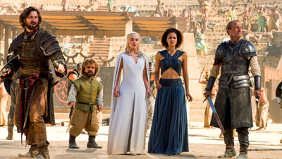 Game of Thrones - The Dance of Dragons - Season 5 Episode 9