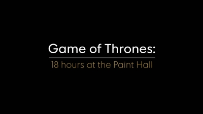Game of Thrones - Season 0 Episode 23 : 18 Hours at the Paint Hall