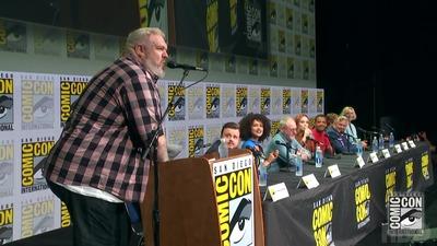 Game of Thrones - Season 0 Episode 25 : 2017 Comic Con Panel