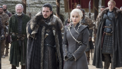 Game of Thrones - The Dragon and the Wolf - Season 7 Episode 7