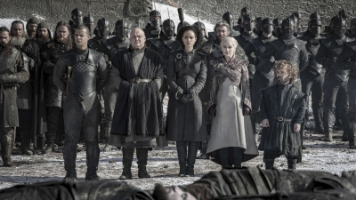Game of Thrones - Season 8 Episode 4 : The Last of the Starks
