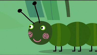 Betty Caterpillar