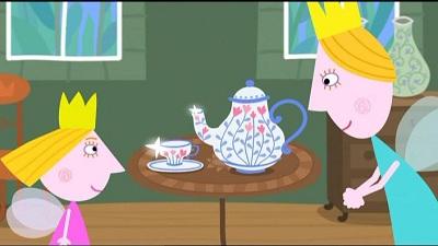 Queen Thistle's Teapot