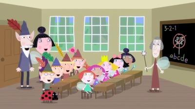 Mrs Fig's Magic School