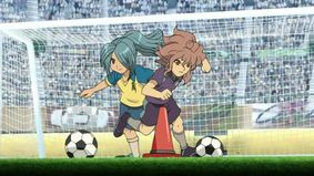 Soccer! Ninja Style!