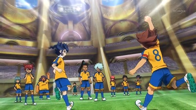 Battle! Amano Mikado Stadium