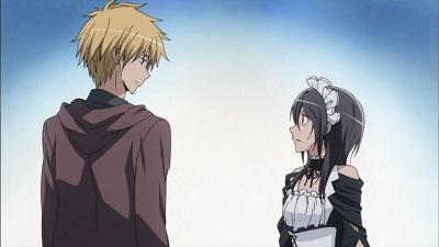 Misaki Is a Maid!