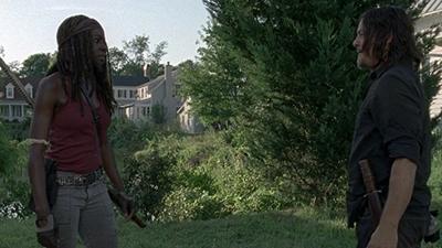 The Walking Dead - How It's Gotta Be - Season 8 Episode 8