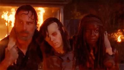 The Walking Dead - Honor - Season 8 Episode 9