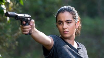 The Walking Dead - Dead or Alive Or - Season 8 Episode 11