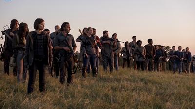 The Walking Dead - Wrath - Season 8 Episode 16