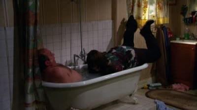 Vince Takes a Bath