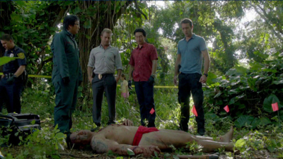Hawaii Five-0 - Kupale - Season 2 Episode 17