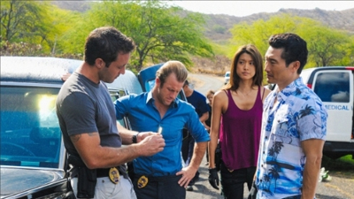 Hawaii Five-0 - Hookman - Season 3 Episode 15