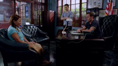 Hawaii Five-0 - Ka Pohaku Kihi Pa'a - Season 6 Episode 16