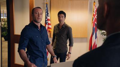 Hawaii Five-0 - Ka Hopu Nui 'Ana - Season 8 Episode 12