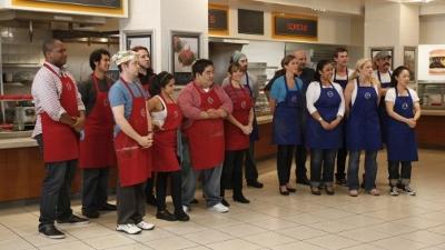 Masterchef Episode  Kitchen Refrigeration