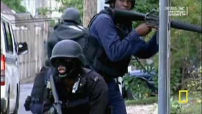 Jamaican Gangs, Guns and Ganja