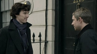 Sherlock - A Study in Pink - Season 1 Episode 1