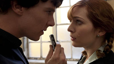 Sherlock - The Reichenbach Fall - Season 2 Episode 3