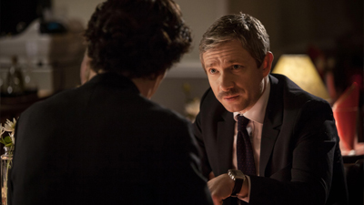Sherlock - The Empty Hearse - Season 3 Episode 1