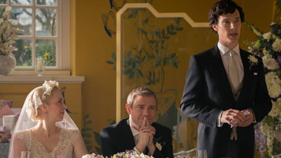 Sherlock - The Sign of Three - Season 3 Episode 2