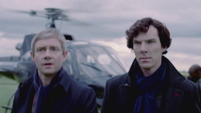 Sherlock - His Last Vow - Season 3 Episode 3