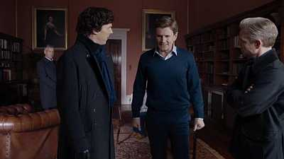 Sherlock - The Six Thatchers - Season 4 Episode 1