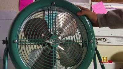 Secret Fan