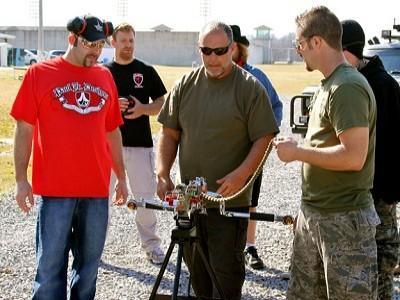 American Chopper Gun
