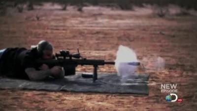 Sniper Rifle Silencer