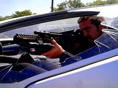 Total Recall Vector Submachine Gun