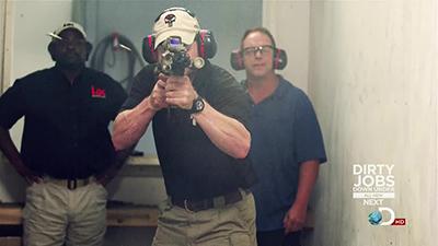 The Gun That Killed Osama
