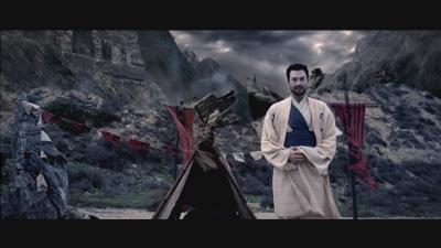 Liu Kang Down and Out