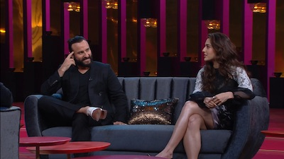 Watch Koffee With Karan - Season 6 Episode 5 : Saif Ali Khan