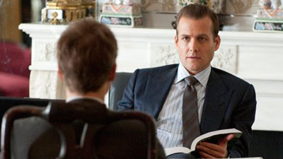 Suits - Pilot - Season 1 Episode 1