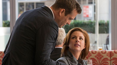 Suits - Blood in the Water - Season 2 Episode 12