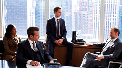 Suits - He's Back - Season 2 Episode 14