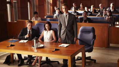 Suits - Unfinished Business - Season 3 Episode 3