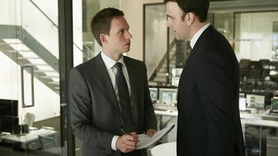 Suits - Breakfast, Lunch and Dinner - Season 4 Episode 2