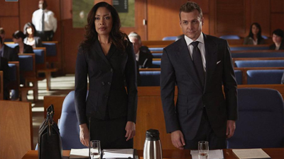 Suits - This is Rome - Season 4 Episode 10