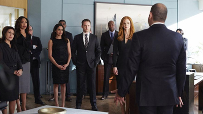 Suits - Not Just a Pretty Face - Season 4 Episode 16
