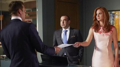 Suits - Denial - Season 5 Episode 1