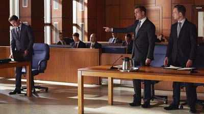 Suits - Toe to Toe - Season 5 Episode 5