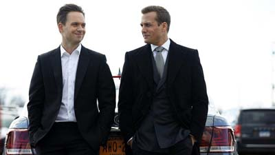 Suits - 25th Hour - Season 5 Episode 16